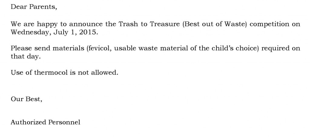 [07] Circular - Trash to Treasure - Grades I & II