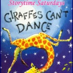 Invite for Storytime Saturdays (Sr.Kg)