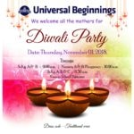 Diwali Party Invite