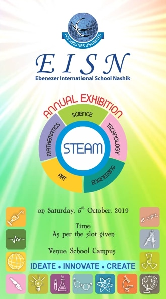 Annual Exibition at Ebenezer International School Nashik
